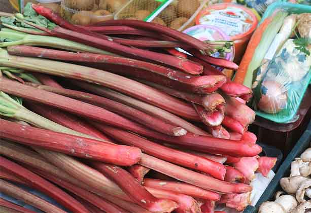 What Does Rhubarb Taste Like?