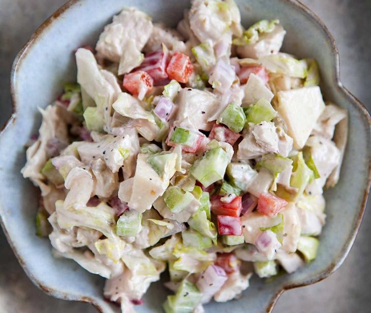 Can You Freeze Chicken Salad?