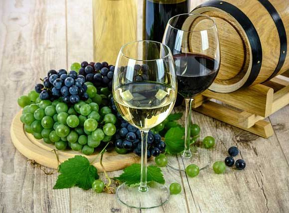 Can Wine Be As Good As Fruit Juices For Health?