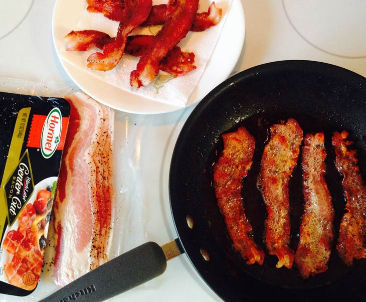 How Many Slices of Bacon are in a Pound?