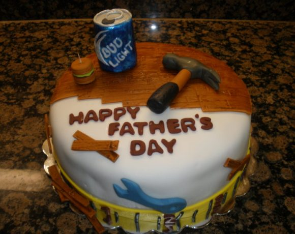 Top 5 Delicious Cake Ideas For Your Handsome Dad