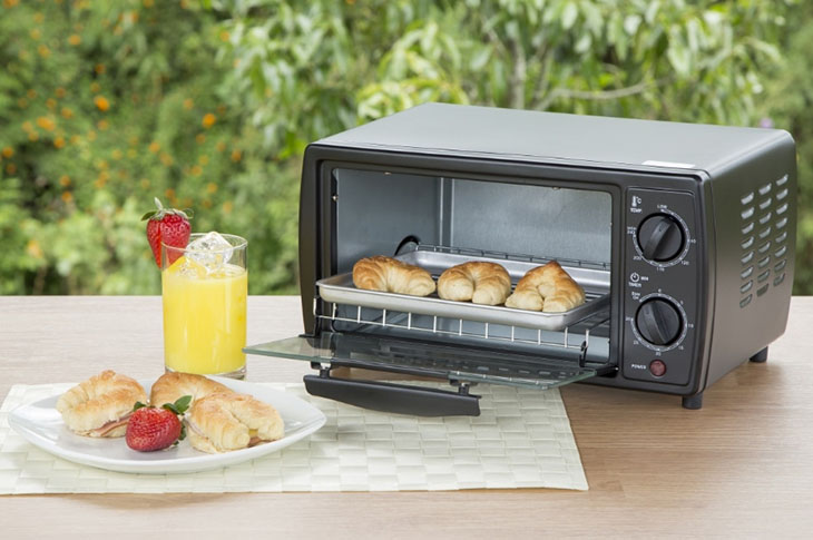 These toaster ovens don't necessarily have to be on the expensive end.