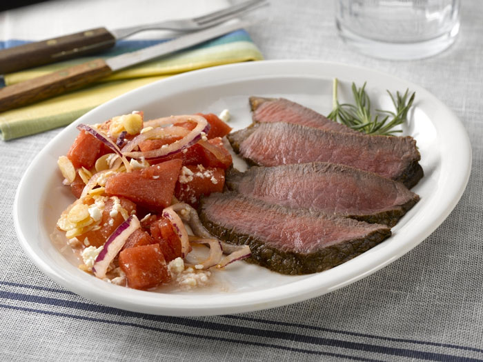 How To Cook London Broil In Oven Without Broiler Pan?